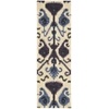 "Siam Runner Rug By, Beige, 2'3"" X 7'6"""