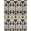 Nourison Siam Rectangle Rug  By Nourison, Beige, 8' X 10'6""