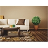 Siam Rectangle Rug By, Chocolate, 8' X 10'6""
