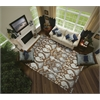 Siam Rectangle Rug By, Mocha, 8' X 10'6""