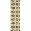 "Nourison Siam Runner Rug  By Nourison, Ivory, 2'3"" X 7'6"""