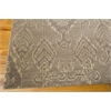 "Silk Infusion Rectangle Rug By, Grey, 7'9"" X 9'9"""