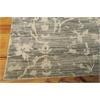 "Silk Elements Rectangle Rug By, Taupe, 7'9"" X 9'9"""