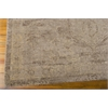 "Nourison Silken Allure Rectangle Rug  By Nourison, Taupe, 7'9"" X 9'9"""