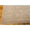 "Nourison Silken Allure Rectangle Rug  By Nourison, Beige, 7'9"" X 9'9"""