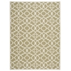 "Nourison Wav01 Sun & Shade Rectangle Rug  By Nourison, Green, 7'9"" X 10'10"""