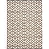 "Sun & Shade ""Centro"" Flint Indoor/Outdoor Area Rug"