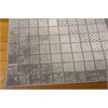 "Soho Rectangle Rug By, Grey, 5'3"" X 7'4"""