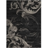 Soho Blk/Grey Area Rug