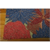 South Beach Rectangle Rug By, Deep Sea, 5' X 7'6""