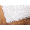 Splendor Rectangle Rug By, White, 5' X 7'