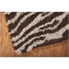 Splendor Rectangle Rug By, Ivory Brown, 5' X 7'