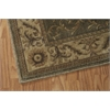 "Nourison Somerset Rectangle Rug  By Nourison, Khaki, 3'6"" X 5'6"""