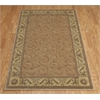 "Nourison Somerset Rectangle Rug  By Nourison, Peach, 3'6"" X 5'6"""