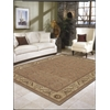 "Somerset Rectangle Rug By, Peach, 5'3"" X 7'5"""