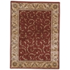 Nourison Somerset Rectangle Rug  By Nourison, Red, 2' X 2'9""