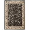"Somerset Rectangle Rug By, Charcoal, 5'3"" X 7'5"""