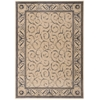 "Nourison Somerset Rectangle Rug  By Nourison, Ivory Blue, 5'3"" X 7'5"""