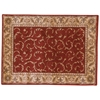 Somerset Red Area Rug