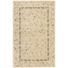 "Nourison Somerset Rectangle Rug  By Nourison, Beige, 3'6"" X 5'6"""