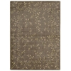 "Nourison Somerset Rectangle Rug  By Nourison, Khaki, 5'3"" X 7'5"""