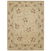 "Somerset Rectangle Rug By, Ivory, 5'3"" X 7'5"""
