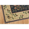 "Somerset Rectangle Rug By, Navy, 3'6"" X 5'6"""