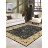 "Nourison Somerset Rectangle Rug  By Nourison, Navy, 5'3"" X 7'5"""
