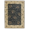 "Somerset Rectangle Rug By, Navy, 7'9"" X 10'10"""