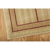 "Nourison Somerset Rectangle Rug  By Nourison, Gold, 5'3"" X 7'5"""