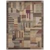 "Nourison Somerset Rectangle Rug  By Nourison, Multicolor, 5'3"" X 7'5"""