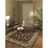 "Nourison Somerset Rectangle Rug  By Nourison, Brown, 5'3"" X 7'5"""