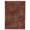 Nourison Somerset Rectangle Rug  By Nourison, Flame, 2' X 2'9""