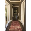 "Somerset Runner Rug By, Flame, 2'3"" X 8'"