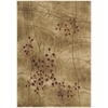 "Nourison Somerset Rectangle Rug  By Nourison, Latte, 5'3"" X 7'5"""