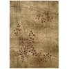 "Nourison Somerset Rectangle Rug  By Nourison, Latte, 7'9"" X 10'10"""