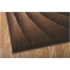 "Nourison Somerset Rectangle Rug  By Nourison, Chocolate, 3'6"" X 5'6"""