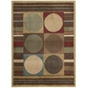 Somerset Rectangle Rug By, Multicolor, 2' X 2'9""