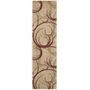 "Somerset Runner Rug By, Beige, 2'3"" X 8'"