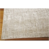 "Nourison Starlight Rectangle Rug  By Nourison, Opal, 5'3"" X 7'5"""