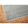 "Nourison Starlight Rectangle Rug  By Nourison, Pewter, 5'3"" X 7'5"""