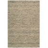 Nourison Sterling Rectangle Rug  By Nourison, Silver, 5' X 7'6""