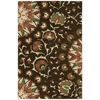 "Nourison Suzani Rectangle Rug  By Nourison, Brown, 2'6"" X 4'"