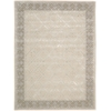 "Nourison Symphony Rectangle Rug  By Nourison, Sand, 5'6"" X 7'5"""