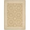 "Symphony Rectangle Rug By, Gold, 5'6"" X 7'5"""