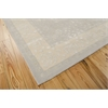 "Symphony Rectangle Rug By, Blue Mist, 7'6"" X 9'6"""