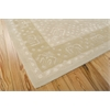 "Nourison Symphony Rectangle Rug  By Nourison, Gold Oak, 7'6"" X 9'6"""