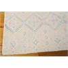 "Symphony Rectangle Rug By, Ivory, 7'6"" X 9'6"""