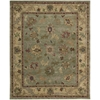 "Nourison Tahoe Rectangle Rug  By Nourison, Green, 7'9"" X 9'9"""