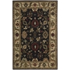 "Tahoe Rectangle Rug By, Black, 5'6"" X 8'6"""